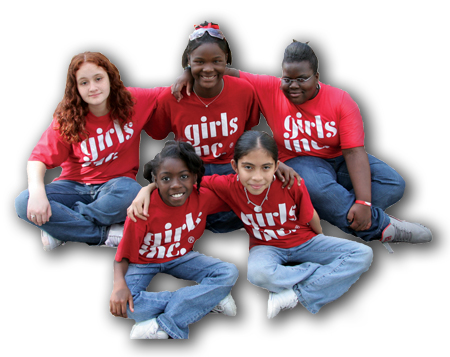 Arb-5 girls sitting cut out