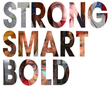 Strong, Smart, Bold